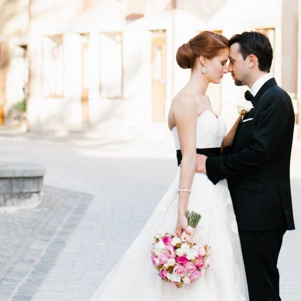 Romantic classic Wedding