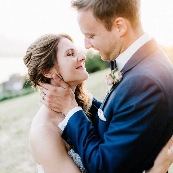 Blue Lake Wedding