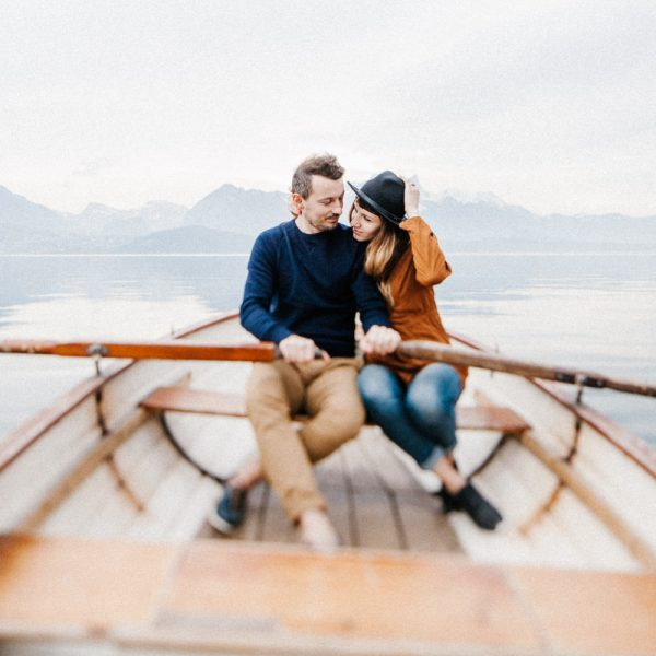 love on a rowboat